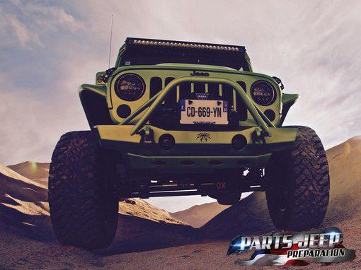 Parts Jeep