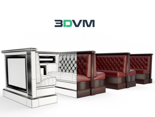 3D Virtual Market